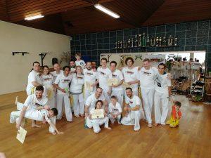 Capoeira Mannheim und Grupo Raiz Frankenthal